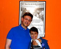 Incontro con Taty Almeida