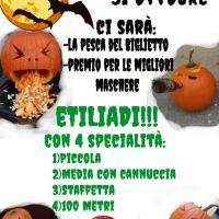 Halloween in Cadrega...Etiliadi!!!!