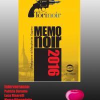"""Presentazione Agenda/antologia """"Memonoir 2016"""""""