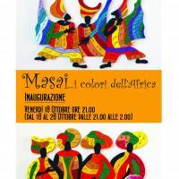 """""""Masai... i colori dell'Africa"""" di Nino Vitale"""