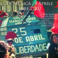 25 DE ABRIL - LIBERDADE