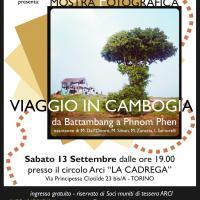 mostra fotografica viaggio in cambogia